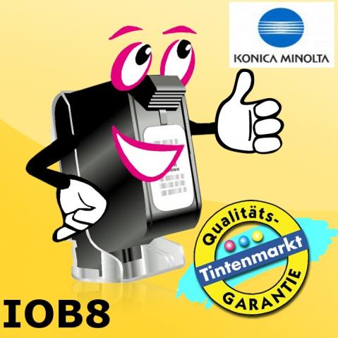 Konica Minolta IOB8 Toner passend für 7812 ,