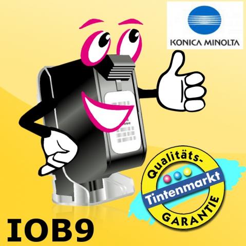 Konica Minolta IOB9 Toner passend für 7812 ,