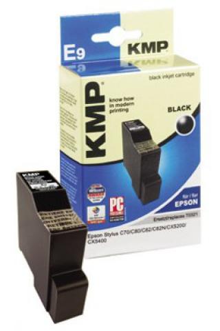KMP Druckerpatrone ersetzt Epson T032140,