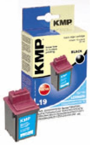 KMP Druckerpatrone mit 30ml ersetzt