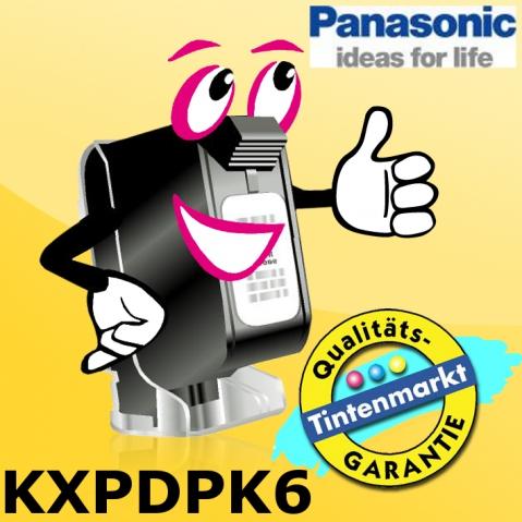 Panasonic KXPDPK6 Toner KX-P DPK6, f�r ca.