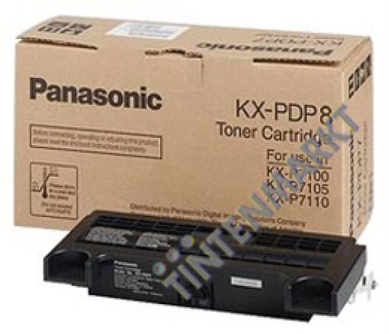 Panasonic KXPDPK8 Toner original , für ca.