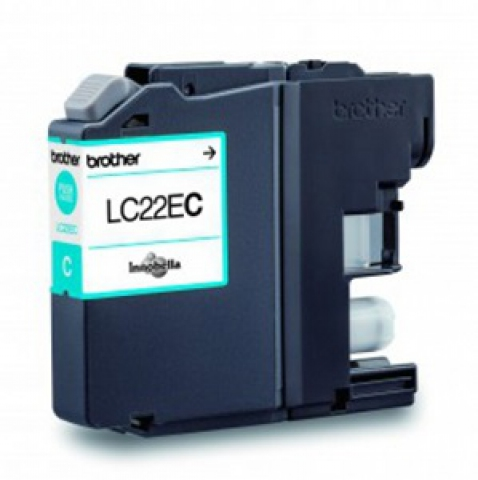 Brother LC22EC original Druckerpatrone passend
