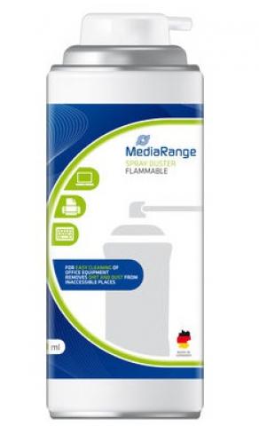 MediaRange Druckluftdose mit für ca. 400ml