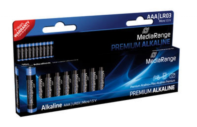 MediaRange Alkaline Battery AAA , LR03 in