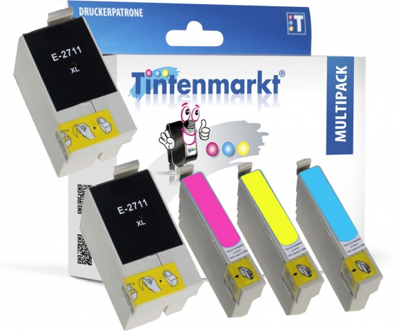 Tintenmarkt Multipack ersetzt Epson