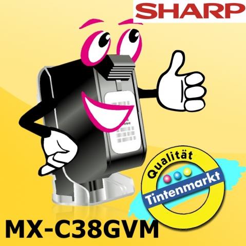 Sharp MX-C38GVM Entwickler für DX-C310 , C311 ,