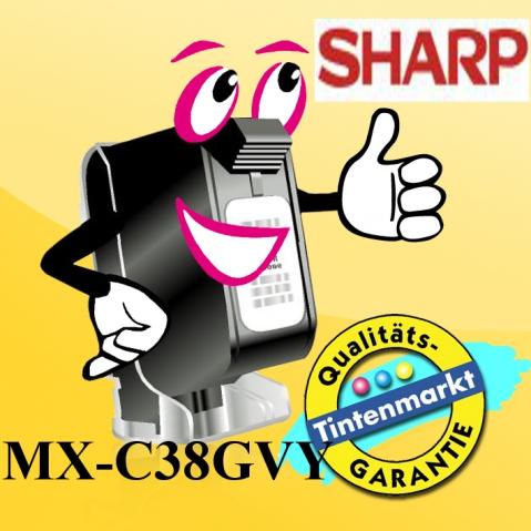 Sharp MX-C38GVY Entwickler für DX-C310 , C311 ,