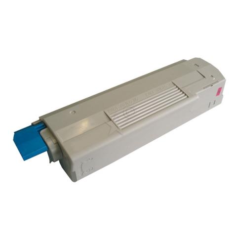 Whitelabel Toner, recycelt ersetzt 44315306 von