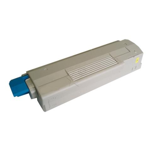 Whitelabel Toner, recycelt ersetzt 44315305 von