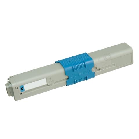 Whitelabel Toner, recycelt ersetzt 44973511 von