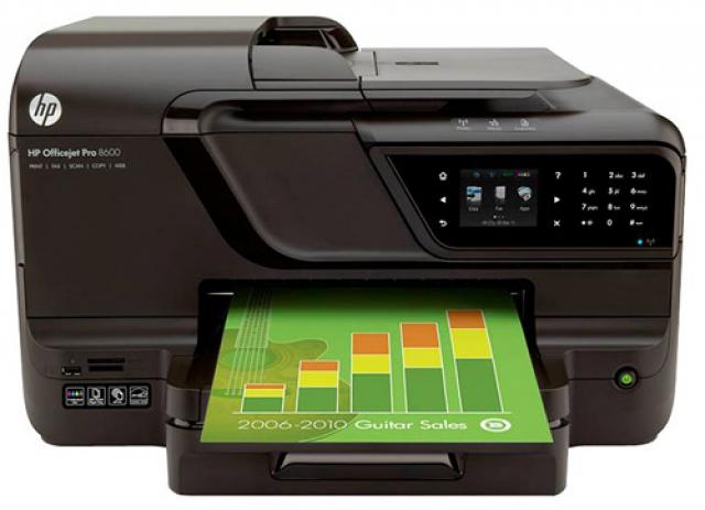 HP HP Officejet Pro 8610