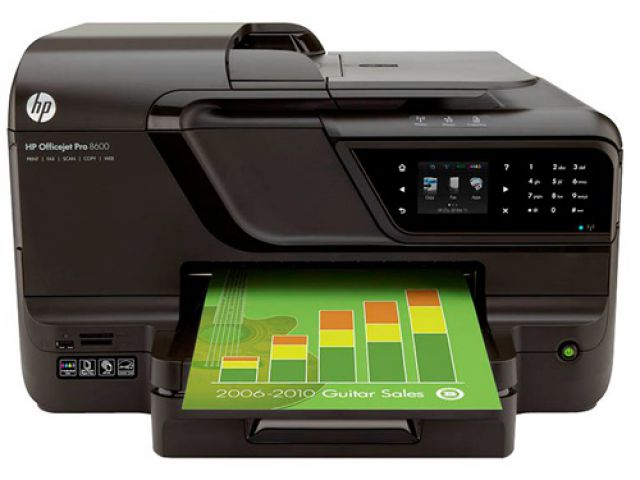 HP Officejet Pro 8610 Tinten-Multifunktionsgerät
