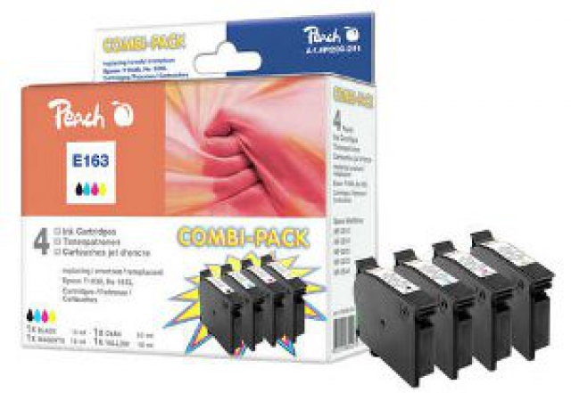 Peach Multipack Tintenpatronen mit recycelten