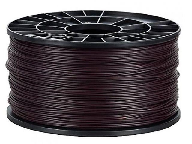 PLA Filament in Braun für 3D Drucker MakerBot, RepRap, MakerGear und viele Andere, Stärke 1,75mm