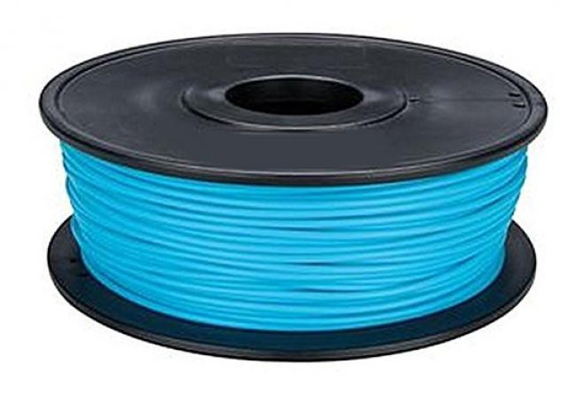 Esun PLA Filament in Hellblau für 3D Drucker