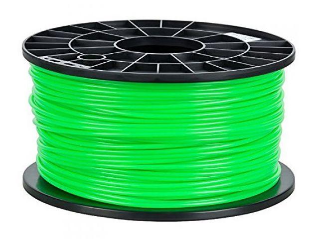 PLA Filament in Grün für 3D Drucker MakerBot, RepRap, MakerGear und viele Andere, Stärke 1,75mm