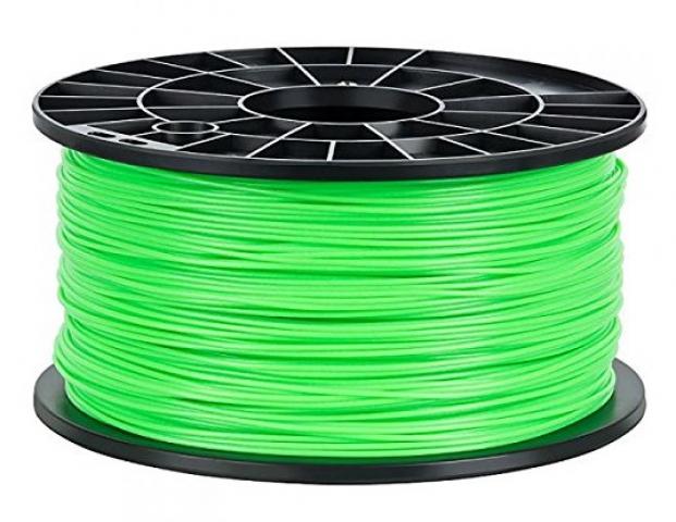 Esun PLA Filament in intensivem Grün für 3D