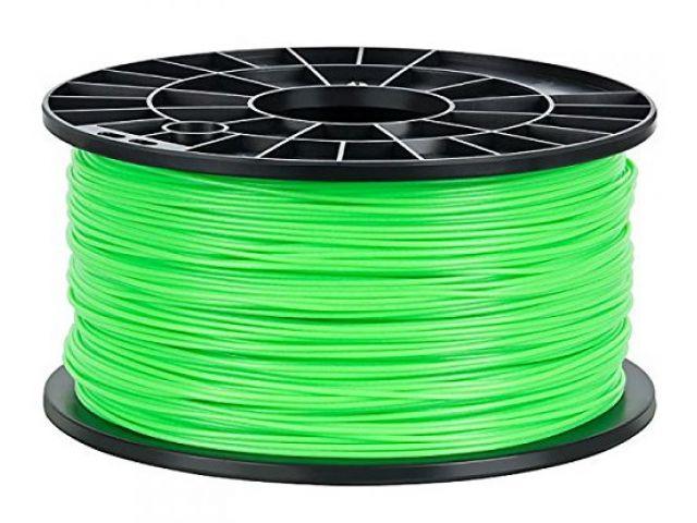 PLA Filament in intensivem Grün für 3D Drucker MakerBot, RepRap, MakerGear und viele Andere,