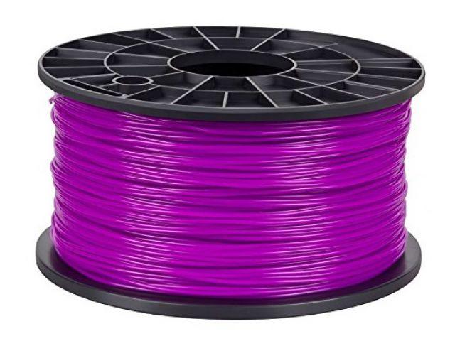 PLA Filament in Lila für 3D Drucker MakerBot, RepRap, MakerGear und viele Andere, Stärke 1,75mm