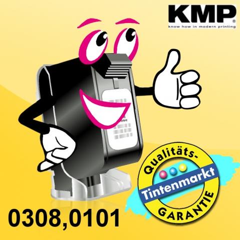 KMP Farbband für Olympia ES 70, Breite , Länge