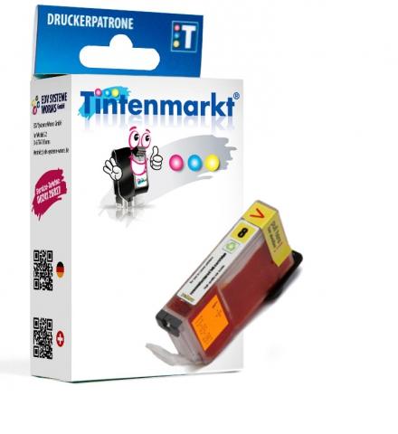 Tintenmarkt Druckerpatrone ersetzt Canon CLI-8Y,