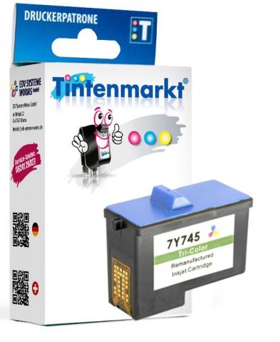 Tintenmarkt Druckerpatrone ersetzt Dell