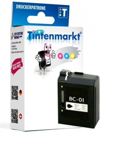 Tintenmarkt Druckerpatrone ersetzt Canon BC-01,