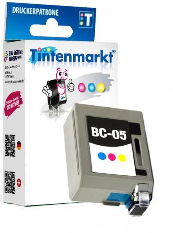 Tintenmarkt Druckerpatrone ersetzt Canon BC05,