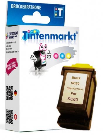 Tintenmarkt Druckerpatrone ersetzt Samsung INK-C