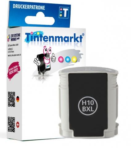 Tintenmarkt Druckerpatrone ersetzt HP10XL,