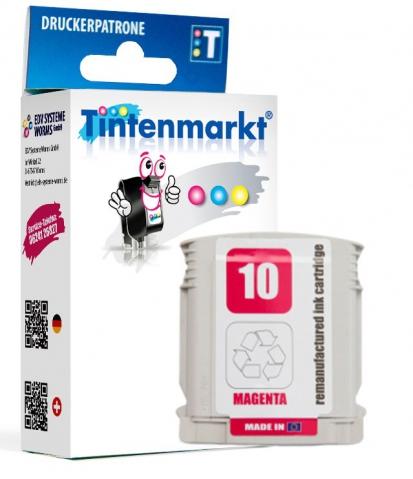 Tintenmarkt Druckerpatrone ersetzt HP10M,