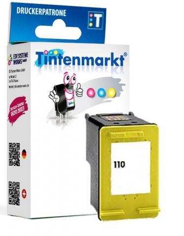 Tintenmarkt Druckerpatrone ersetzt HP110,