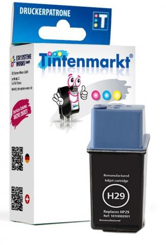 Tintenmarkt Druckerpatrone ersetzt HP29,