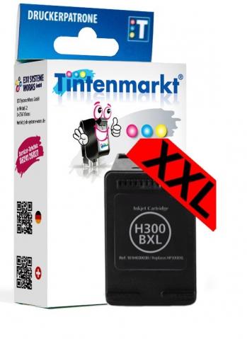 Tintenmarkt Druckerpatrone ersetzt HP300BK,
