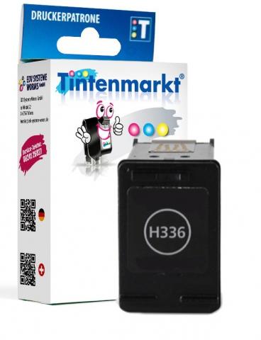 Tintenmarkt Druckerpatrone ersetzt HP336,