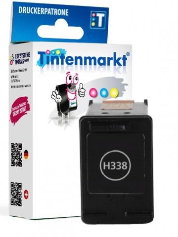 Tintenmarkt Druckerpatrone ersetzt HP338,