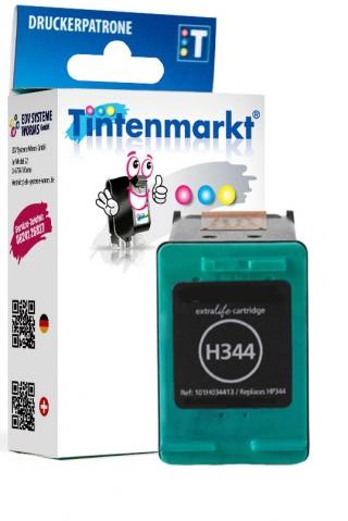 Tintenmarkt Druckerpatrone ersetzt HP344,