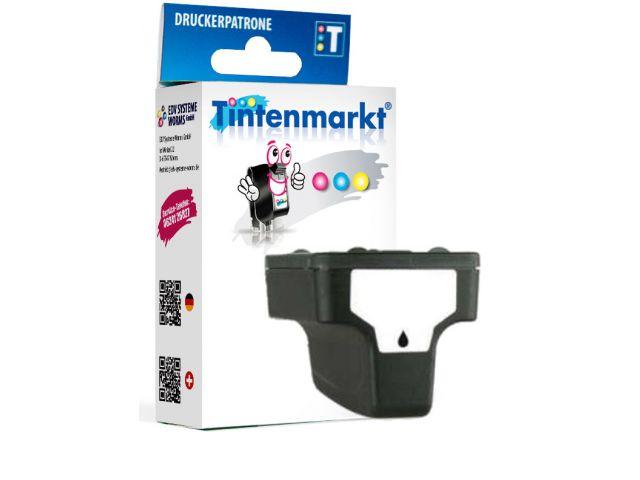 Druckerpatrone ersetzt HP363BK, wiederbefüllte Tintenpatrone mit ca. 22 ml Inhalt schwarz