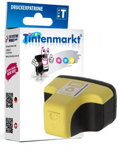 Tintenmarkt Druckerpatrone ersetzt HP363Y,
