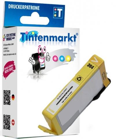 Tintenmarkt Druckerpatrone ersetzt HP364Y,