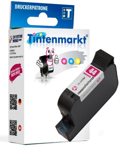 Tintenmarkt Druckerpatrone ersetzt HP44M,