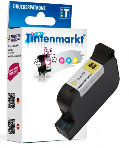 Tintenmarkt Druckerpatrone ersetzt HP44Y,