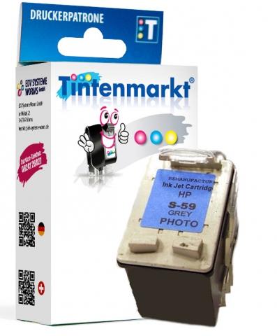 Tintenmarkt Druckerpatrone ersetzt HP59,