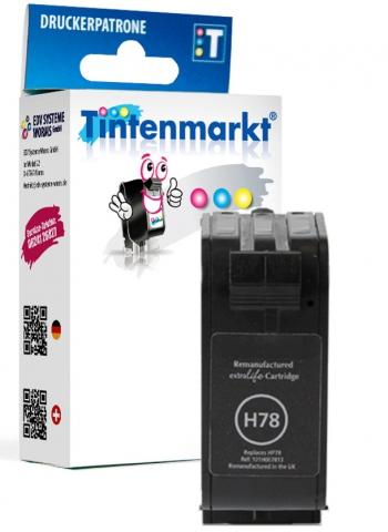Tintenmarkt Druckerpatrone ersetzt HP78,