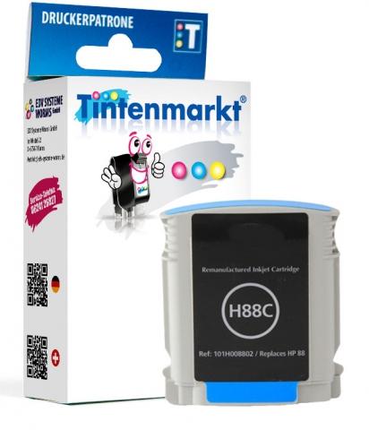 Tintenmarkt Druckerpatrone ersetzt HP88C,