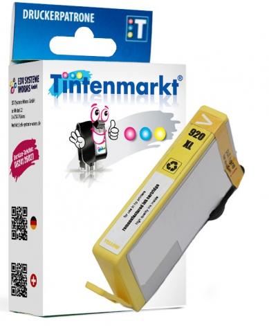 Tintenmarkt Druckerpatrone ersetzt HP920Y,