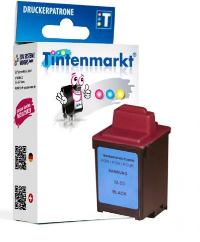 Tintenmarkt Druckerpatrone ersetzt Samsung INK-M