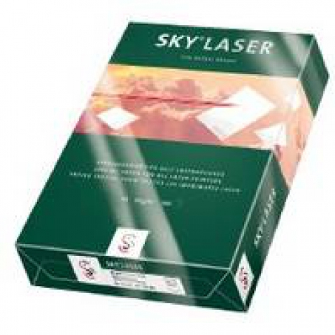 Whitelabel Sky Laser Druckerpapier 80g, weiß DIN