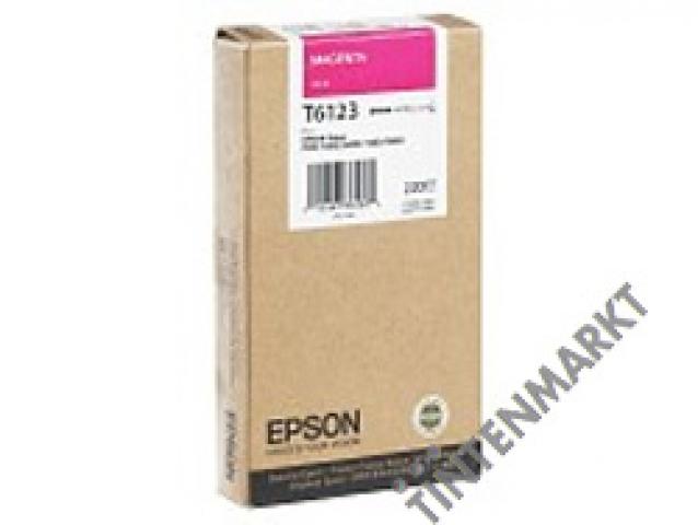 Epson T611300 Tintenpatrone original für Plotter